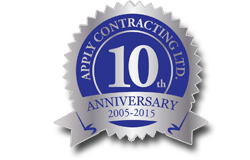 Apply Contracting Ltd. 10th Year Anniversary