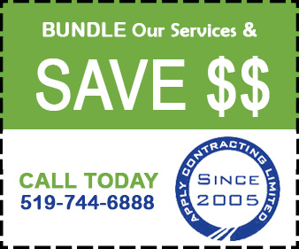 Bundle Our Services and Save